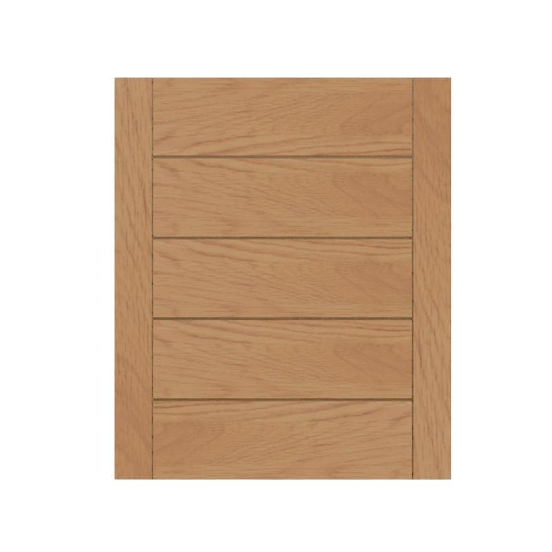 Meuble bas 2 tiroirs 60cm caisson blanc for Meuble 2 tiroirs 60 cm woodstock