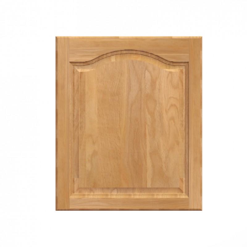 Caisson meuble sous vasque noir brillant for Porte de cuisine en bois brut