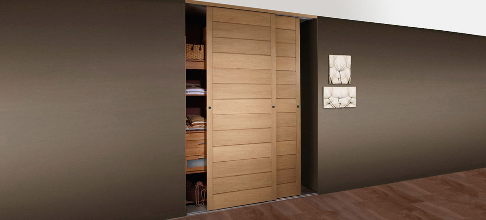 porte de placard design. Black Bedroom Furniture Sets. Home Design Ideas