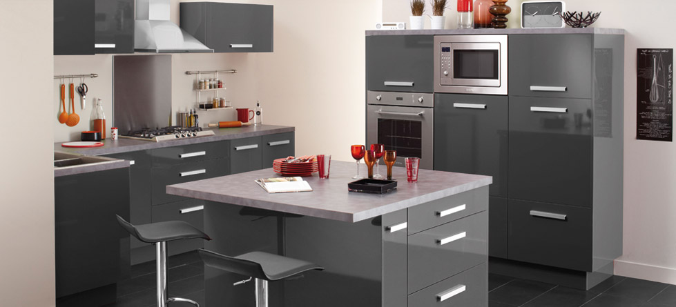Best meuble haut cuisine gris anthracite gallery design trends