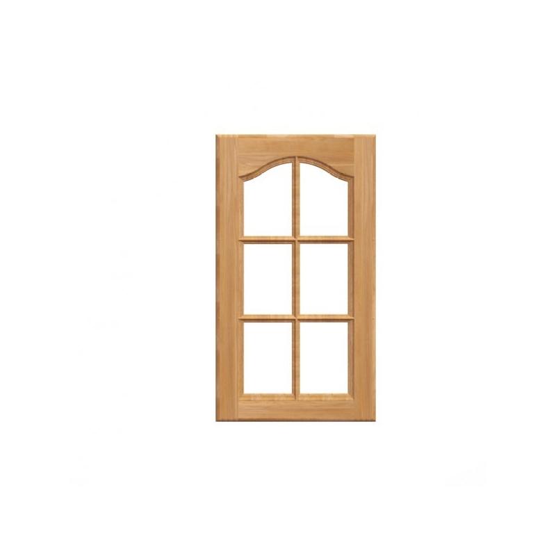 Porte Champêtre vitrée L400xH710