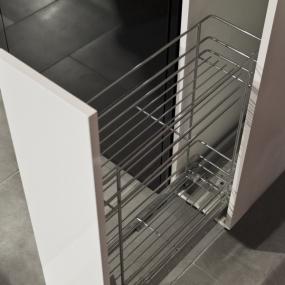 Kit de coulisses tiroir à épices L20cm