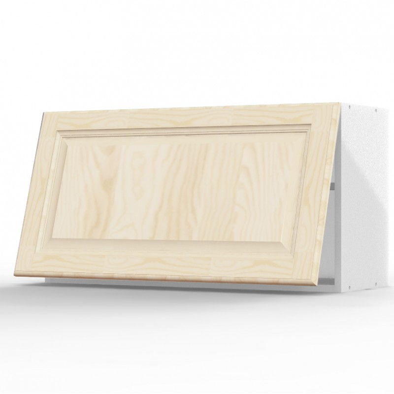 Mon espace maison meuble haut sur hotte cuisine pin for Meuble sur hotte