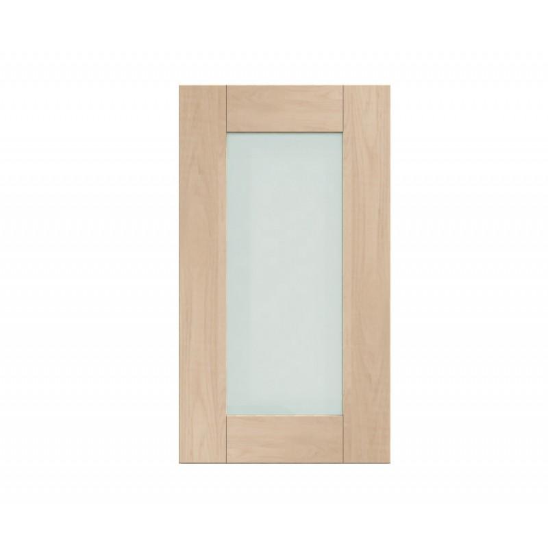 meuble haut idea vitre l40