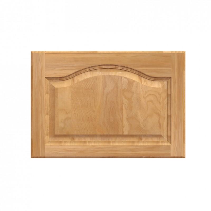 Mon espace maison meuble haut cuisine chene massif verni Facade seule pour meuble de cuisine persienne