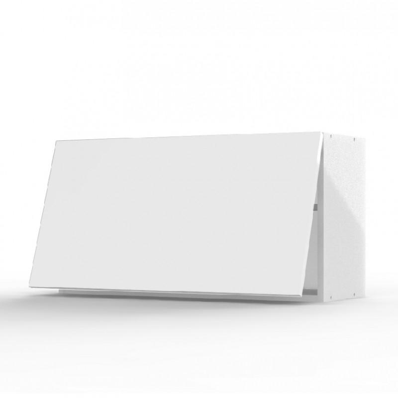 mon espace maison meuble haut cuisine blanc brillant. Black Bedroom Furniture Sets. Home Design Ideas