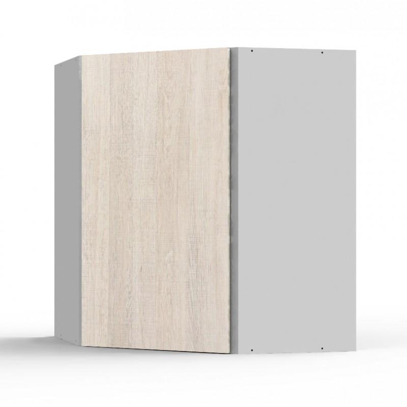 mon espace maison meuble haut angle cuisine chene clair. Black Bedroom Furniture Sets. Home Design Ideas