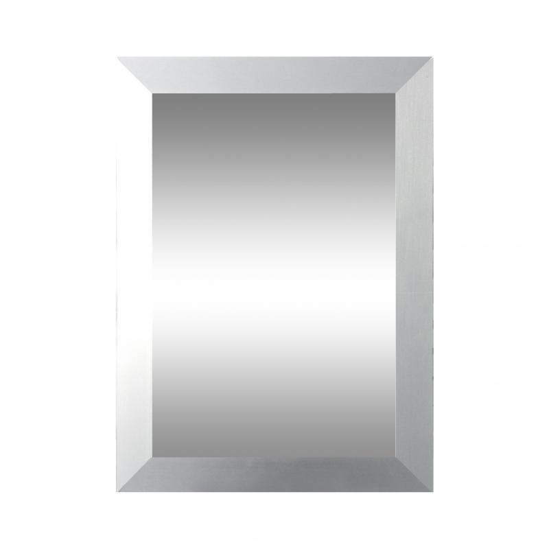 Porte Aluminia miroir larg.40 CM