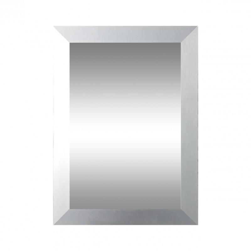 Porte meuble salle de bain aluminia miroir for Miroir largeur 40 cm