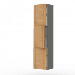 Colonne  40cm grise façades Zao