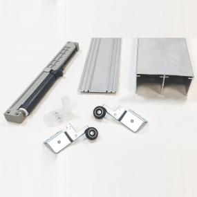 Rail en aluminium longeur 225 CM