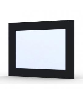 Miroir Ma-créa Ebène noir brillant