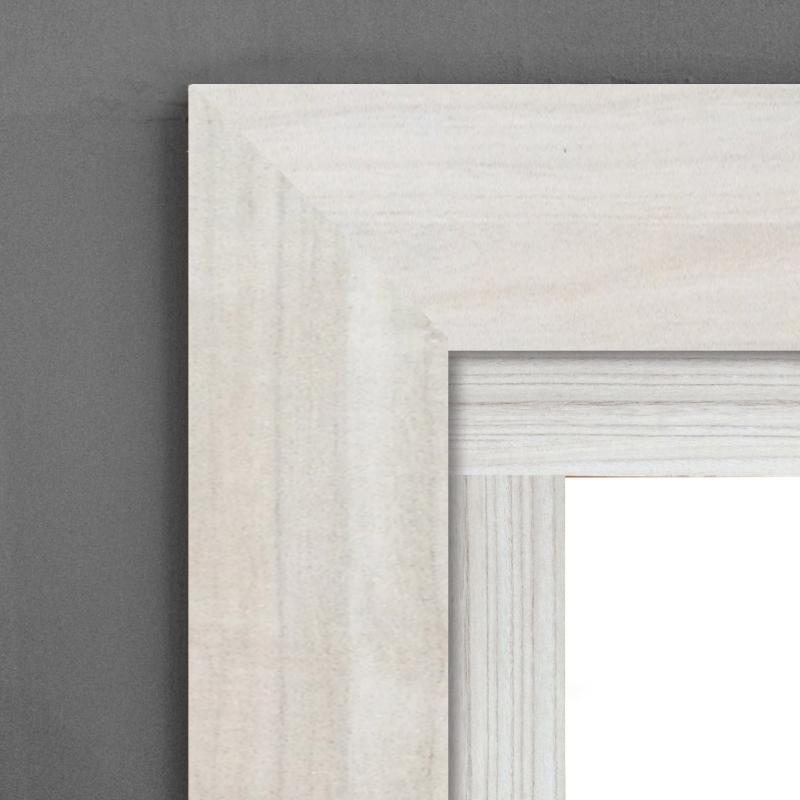 Porte galandage pola larg 73cm avec serrure annabelle - Porte coulissante en applique scrigno ...