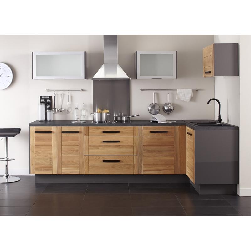mon espace maison joue cuisine chene massif. Black Bedroom Furniture Sets. Home Design Ideas