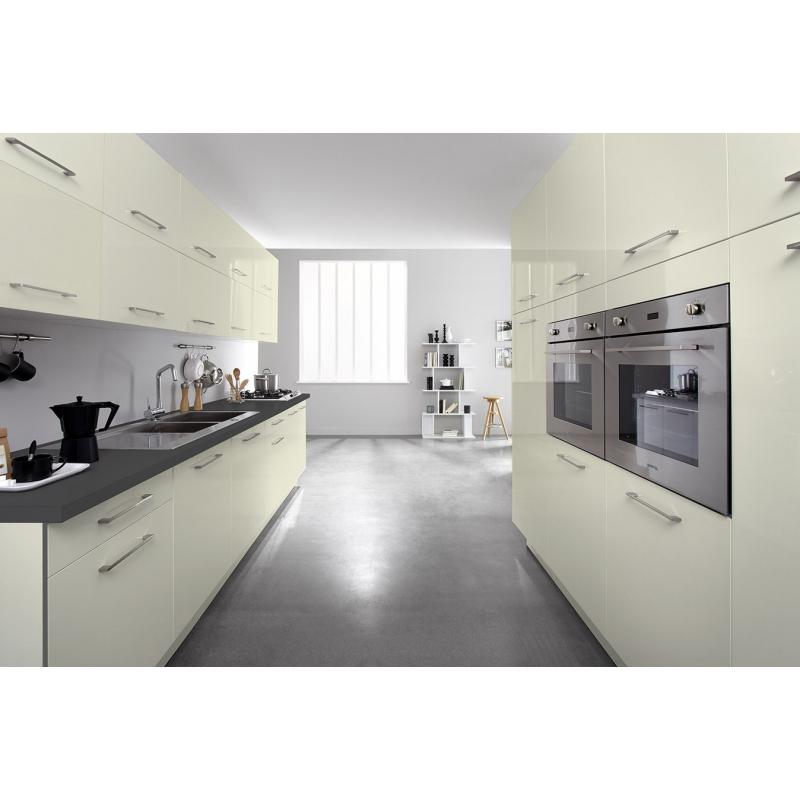 mon espace maison meuble bas cuisine vanille brillant largeur 60cm. Black Bedroom Furniture Sets. Home Design Ideas